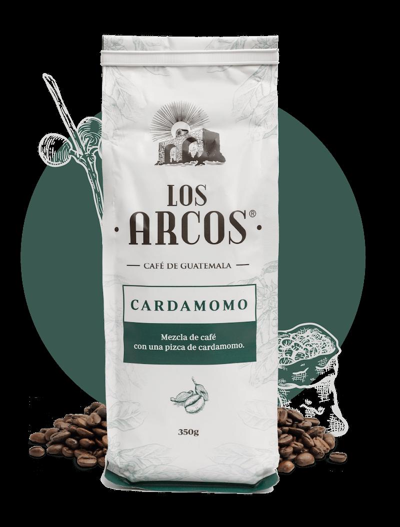 Café Los Arcos – Café con cardamomo