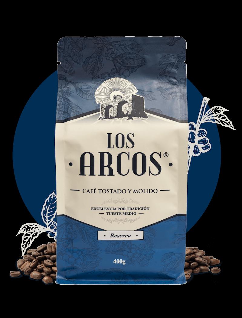 Café Los Arcos – Café de reserva