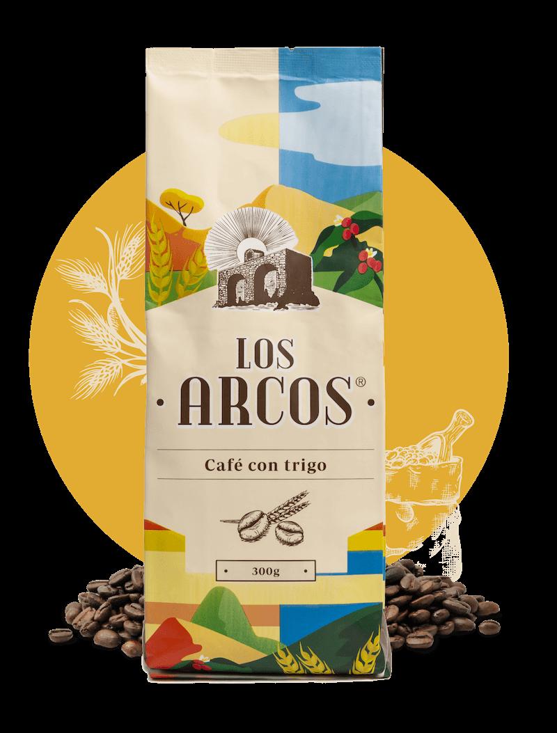 Café Los Arcos – Café con trigo